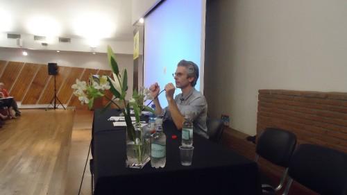 Dr. Mark Epstein en Chile