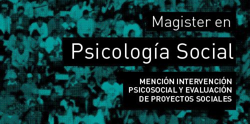 Magíster en Psicología Social