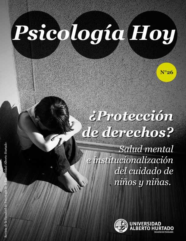 ¿Protección de derechos? Salud mental e institucionalización del cuidado de niños y niñas.