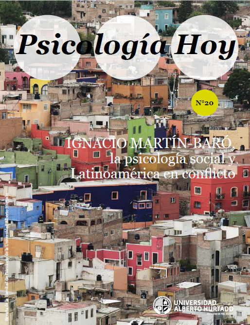 Ignacio Matín-Baró, la psicología social y Latinoamérica en conflicto