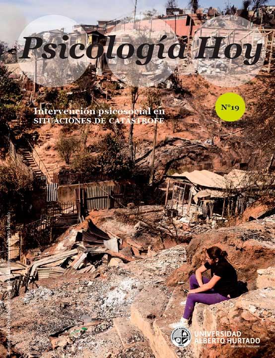Intervención psicosocial en situaciones de catástrofe
