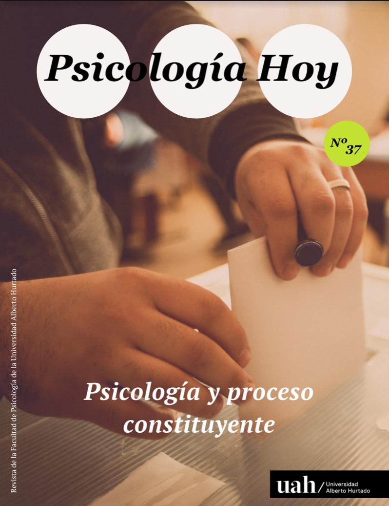 Psicología y proceso constituyente