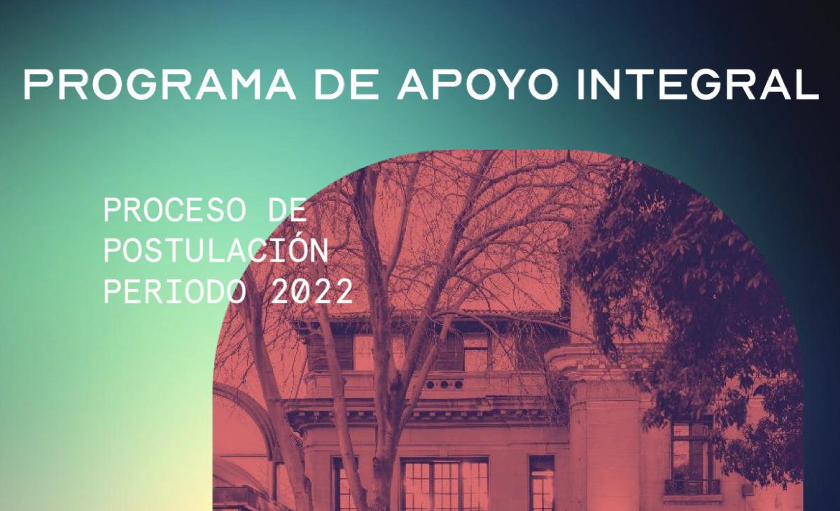 Están abiertas las postulaciones al Programa de Apoyo Integral hasta el 18 de octubre